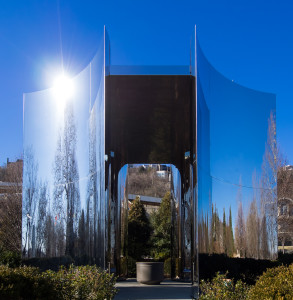 Mirror Sculpture