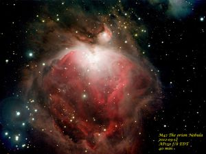 29 Great Nebula in Orion