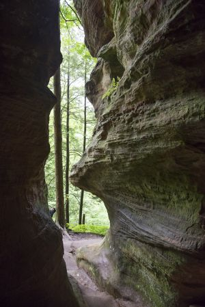 Rock House, Hocking Hills