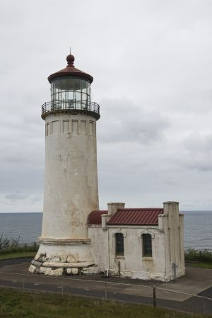 03 Cape Disappointment North Head Lighthouse