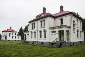 07 Cape Disappointment North Head Lighthouse Keeper Residence