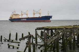 09 Astoria Cargo Ship