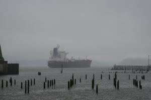 11 Astoria Cargo Ship