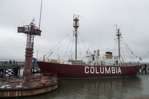 14 Astoria Columbia Lightship